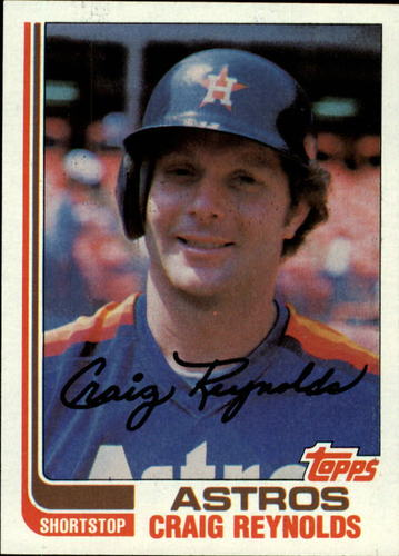 Photo of 1982 Topps #57 Craig Reynolds