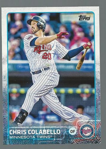 Photo of 2015 Topps #41 Chris Colabello