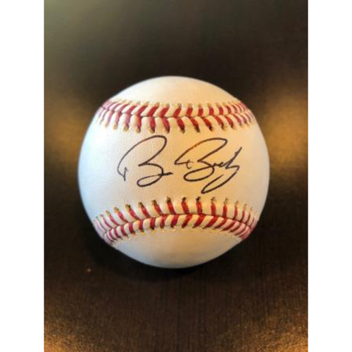 Photo of Giants Community Fund: Bruce Bochy Autographed Baseball