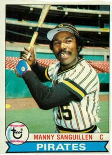 Photo of 1979 Topps #447 Manny Sanguillen