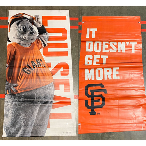 Photo of 2020 Black Friday Sale - 2019 Street Banner - Lou Seal