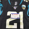 London Games - Jaguars A.J. Bouye Game Used Jersey (11/3/19) Size 38 with 25 Seasons Patch