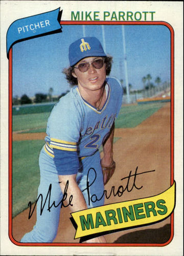 Photo of 1980 Topps #443 Mike Parrott