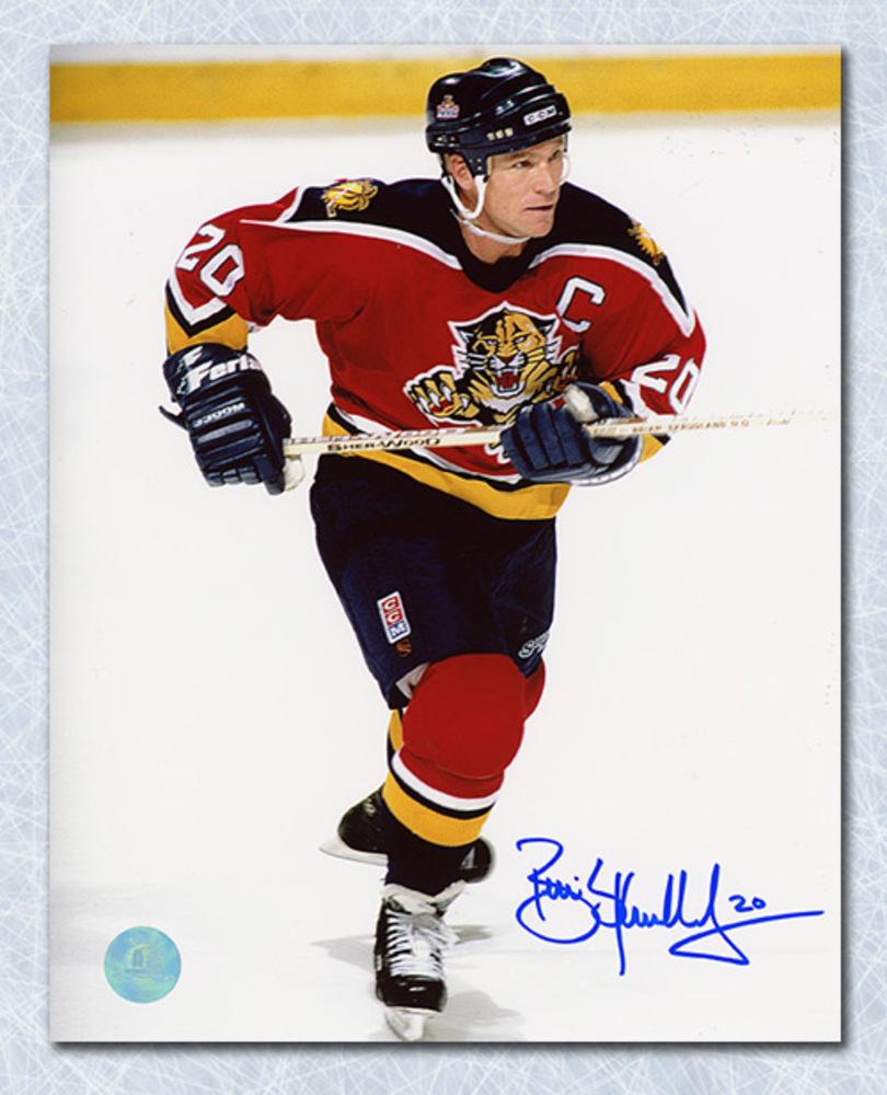 Brian Skrudland Florida Panthers Autographed 8x10 Photo