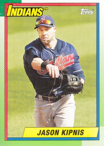 Photo of 2013 Topps Archives #173 Jason Kipnis