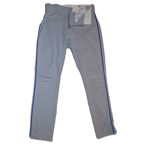 Photo of Jose Bautista #11 - Team Issued Road Grey Pants - 2018 Season