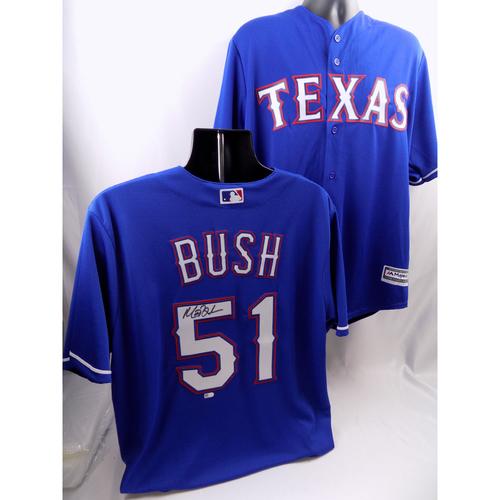 Photo of Autographed Jersey - Matt Bush