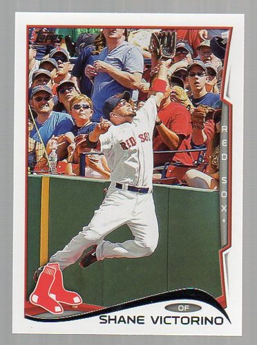 Photo of 2014 Topps #301A Shane Victorino