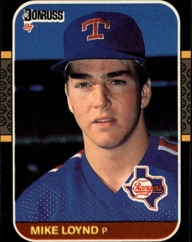 Photo of 1987 Donruss #506 Mike Loynd RC