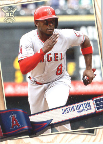 Photo of 2019 Topps Big League #34 Justin Upton