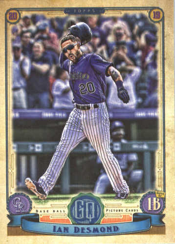 Photo of 2019 Topps Gypsy Queen #89 Ian Desmond
