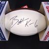 NFL - Titans Brett Kern Signed Panel Ball