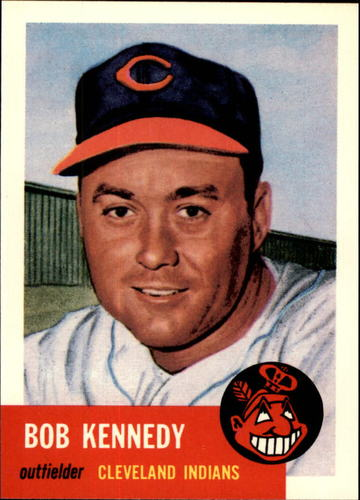 Photo of 1991 Topps Archives 1953 #33 Bob Kennedy