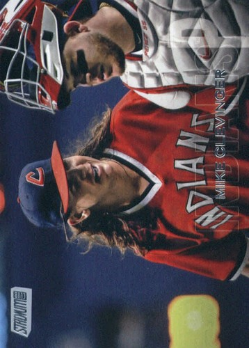 Photo of 2018 Stadium Club #79 Mike Clevinger