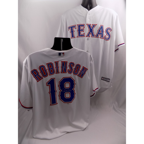 Photo of Autographed Jersey - Drew Robinson