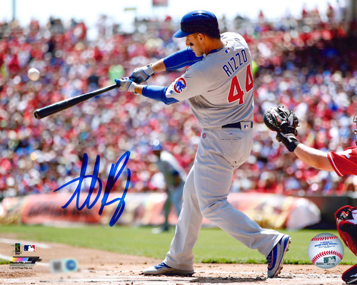 Photo of Anthony Rizzo Autographed Photo