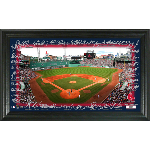 Photo of Boston Red Sox Signature Field Photo Frame