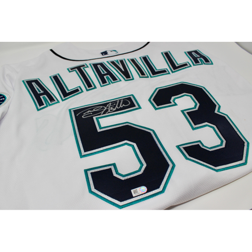 Photo of Mariners Care: Dan Altavilla Autographed Jersey