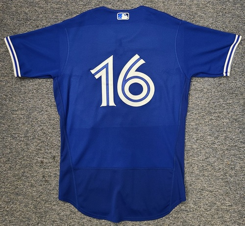 Photo of Authenticated Team Issued Spring Training Jersey: #16 Gil Kim (2021 Season). Size 40.