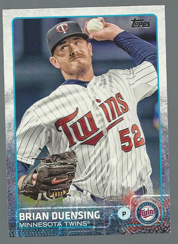 Photo of 2015 Topps #330 Brian Duensing