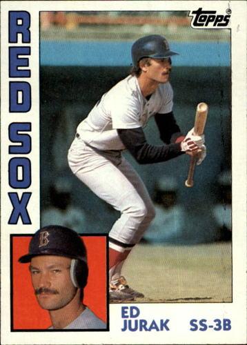 Photo of 1984 Topps #628 Ed Jurak