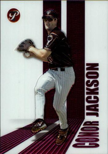Photo of 2004 Topps Pristine #131 Conor Jackson C RC