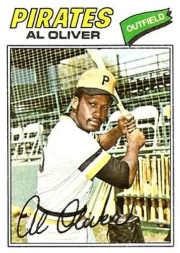 Photo of 1977 Topps #130 Al Oliver