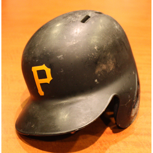Photo of 2019 Game Used Helmet - Melky Cabrera - Size 7 1/2