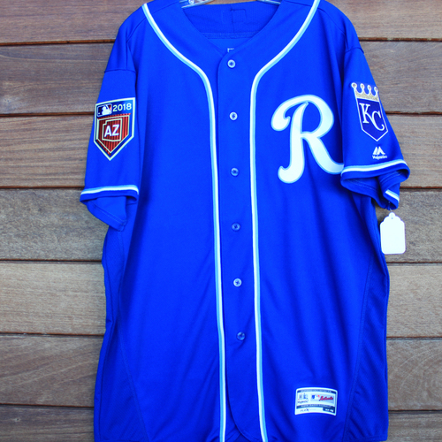 Photo of Team-Issued Jersey: Dale Sveum (Size 48)