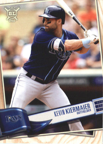 Photo of 2019 Topps Big League #41 Kevin Kiermaier