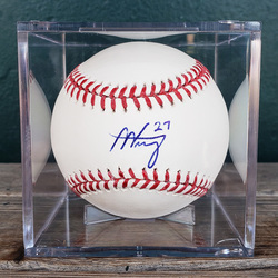 Photo of Alex Verdugo Autographed Baseball