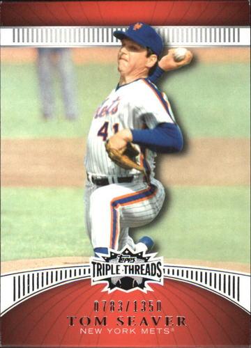 Photo of 2010 Topps Triple Threads #59 Tom Seaver