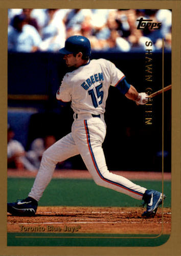Photo of 1999 Topps #109 Shawn Green