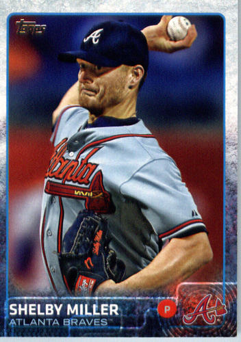 Photo of 2015 Topps Update #US190A Shelby Miller