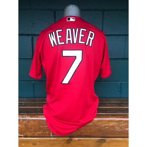 Photo of Cardinals Authentics: Team Issued Luke Weaver Batting Practice Jersey
