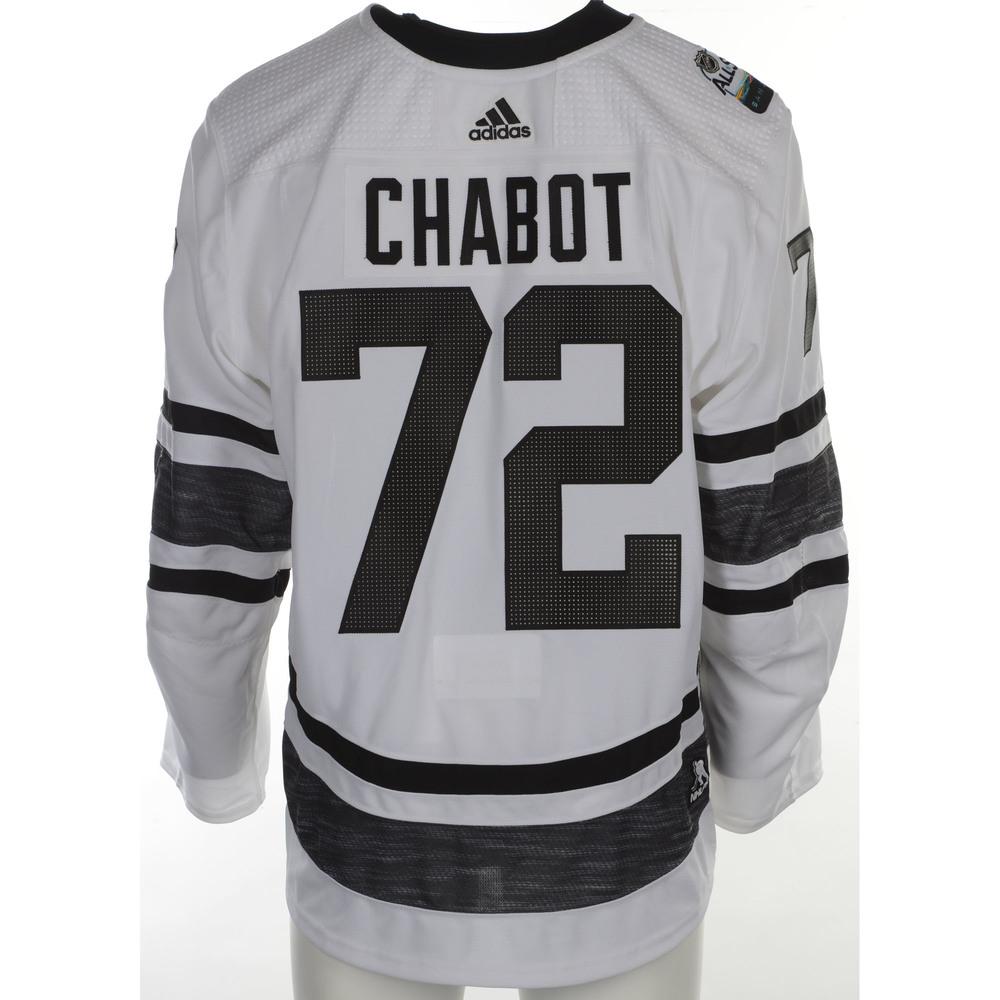 Thomas Chabot Ottawa Senators Player-Issued 2019 All-Star Game Jersey