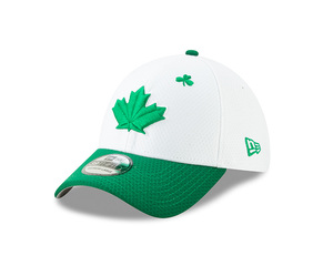Toronto Blue Jays 2019 St. Patrick's Day Flex Cap by New Era