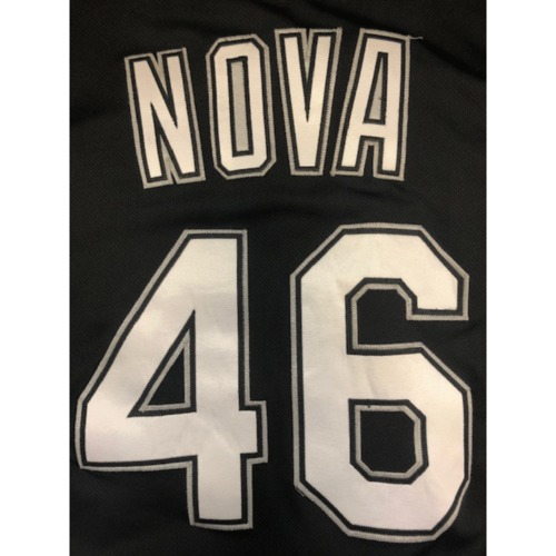 Ivan Nova Team-Issued 2019 Spring Training Jersey (not authenticated)