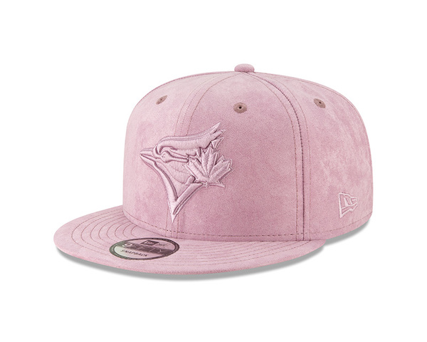 Toronto Blue Jays Spring Suede Purple Snapback by New Era