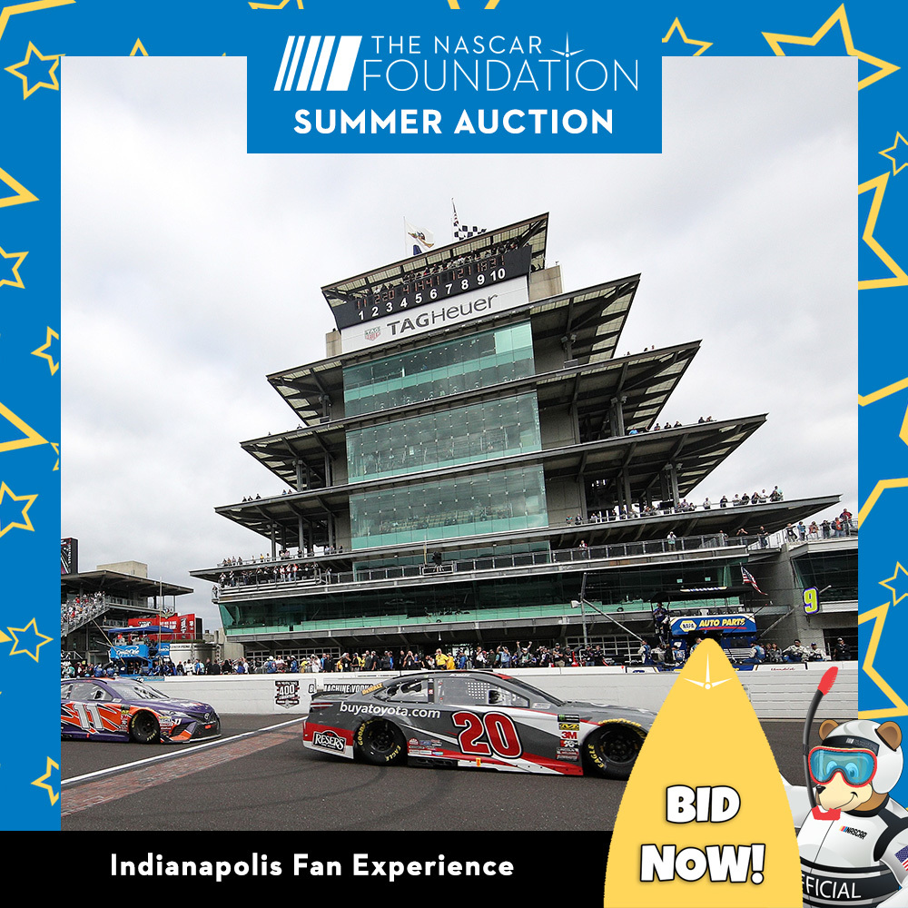 Indianapolis Motor Speedway Fan Experience