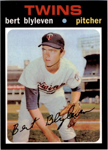 Photo of 2016 Topps Berger's Best Series 2 #BB21971 Bert Blyleven