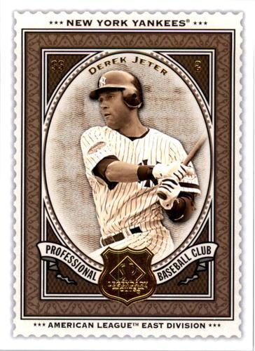 Photo of 2009 SP Legendary Cuts #2 Derek Jeter