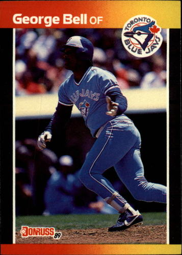 Photo of 1989 Donruss #149 George Bell