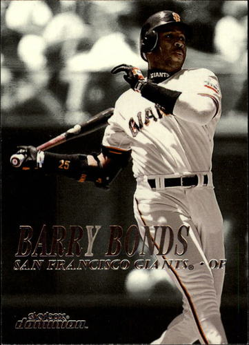 Photo of 2000 SkyBox Dominion #126 Barry Bonds