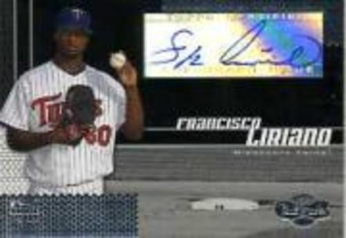 Photo of 2006 Topps Co-Signers #104 F.Liriano AU G (RC)
