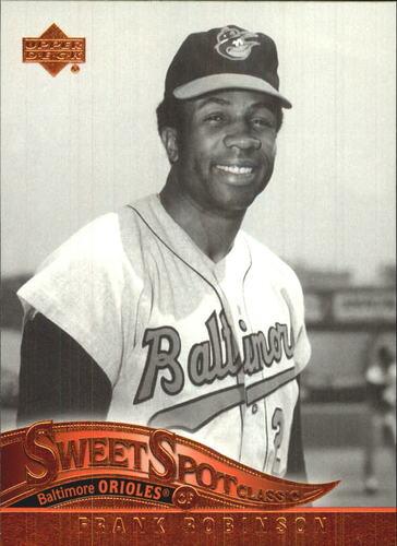 Photo of 2005 Sweet Spot Classic #31 Frank Robinson