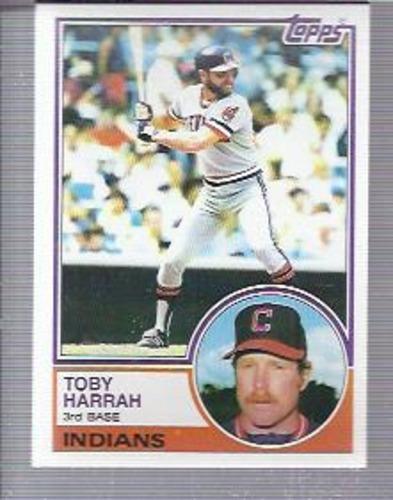 Photo of 1983 Topps #480 Toby Harrah