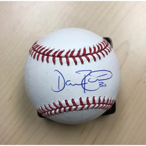 LA Dodgers Foundation Memorabilia Menu: Dave Roberts Autographed Baseball