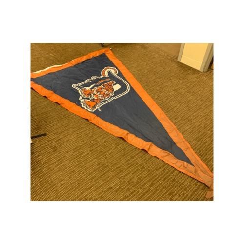 Photo of Minnesota Twins Stadium Flag - Detroit Tigers Pennant