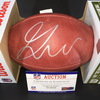 NFL - Browns Greedy Williams  Signed Authentic Football